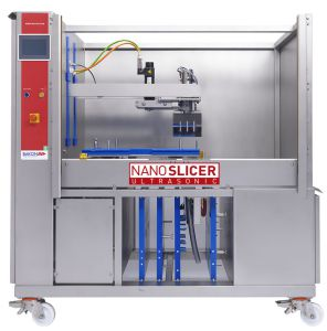 Nano Ultrasonic Cutting machine - Bakon