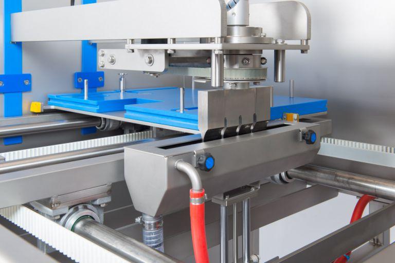 Nano Ultrasonic Cutting machine - Bakon