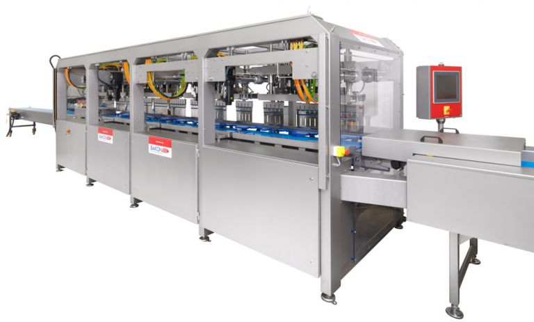 Inline Ultrasonic Cutting machine - Bakon