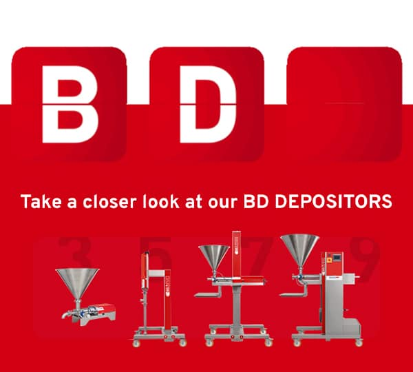Take a closer look at our BD Depositors